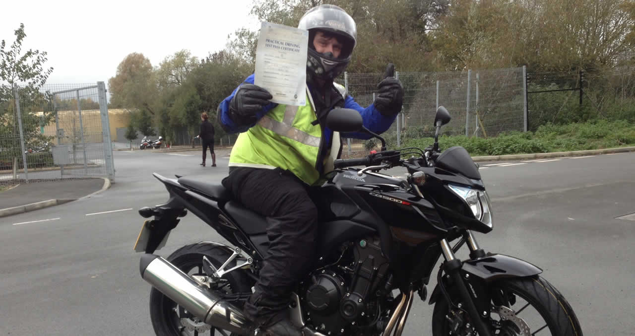 Full Motorcycle Licence